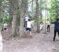 k-Teambuilding-Spiele