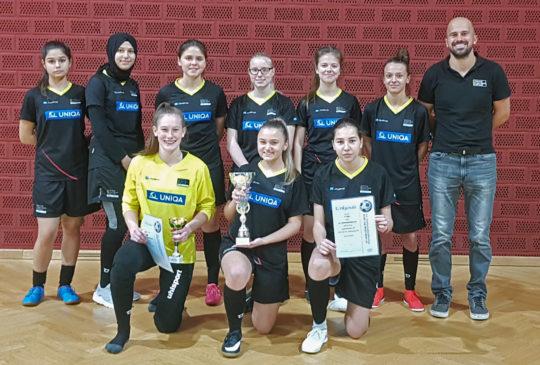 Damenfußballmannschaft Akademiestraße